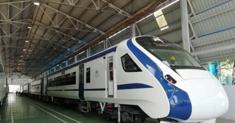 Peace of mind: India's fastest train is also fire-proof
