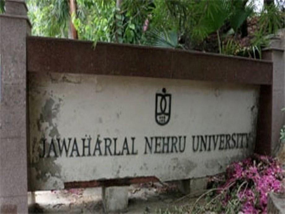 JNU Administration's 100-meter challenge before JNUSU
