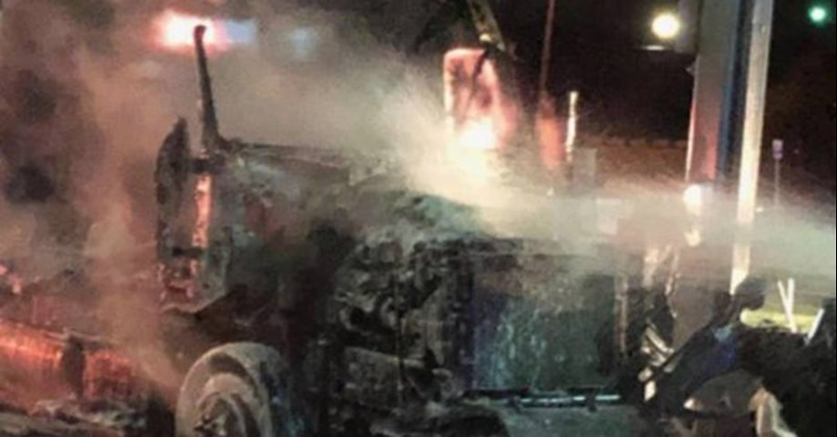 3 dead, 27 injured as gas station fire spreads to nearby apartment in Kabul