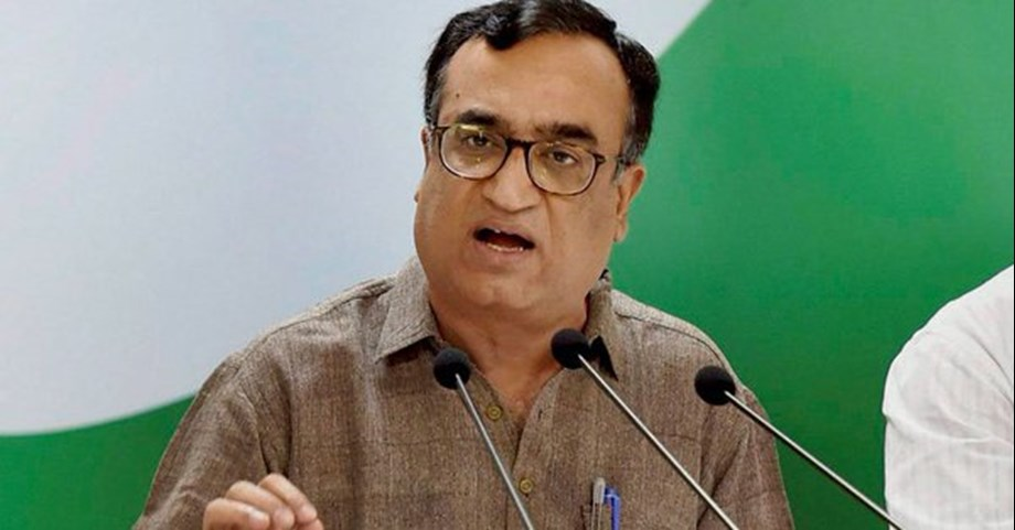 Senior Cong leader Ajay Maken resigns as party's Delhi chief