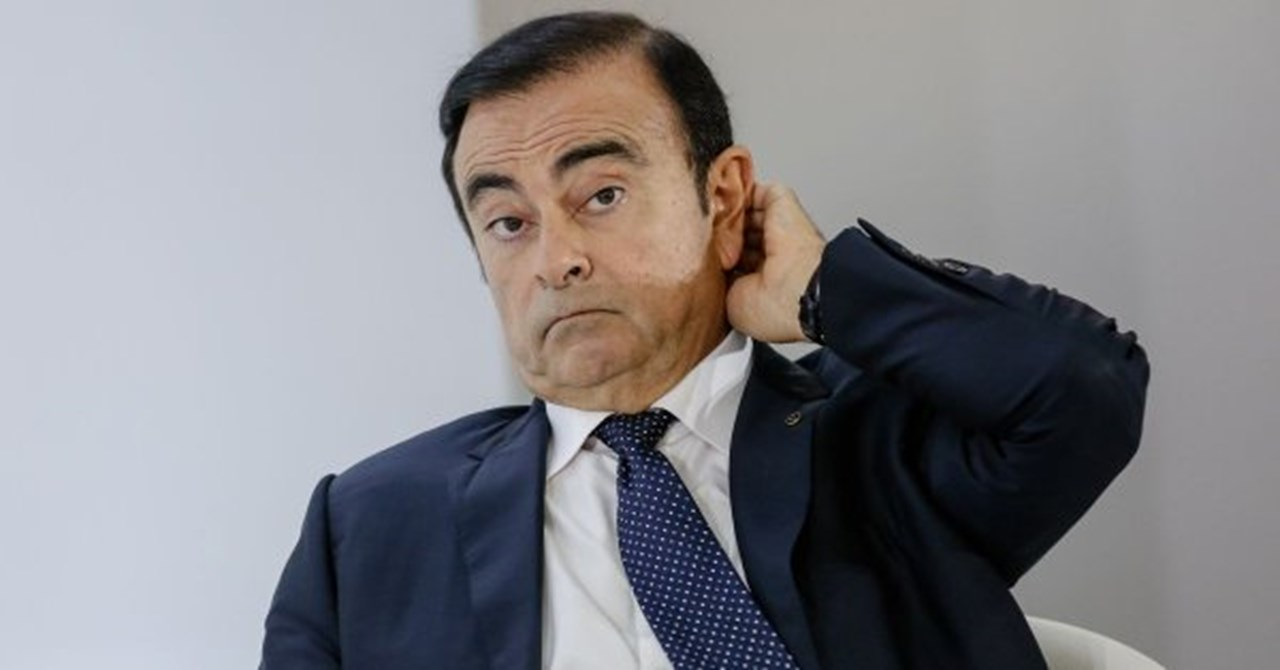 "Ghosn's wife urges HRW to highlight case of her husband held in ""harsh"" conditions"