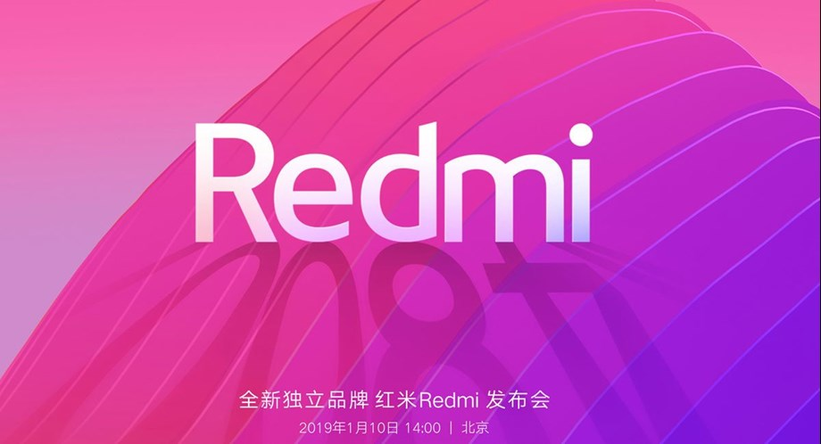 Xiaomi announces plans to make 'Redmi' independent brand
