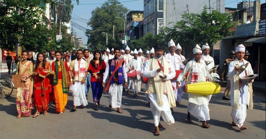 CORRECTED-ABSU president calls for unity for development of every community in Assam