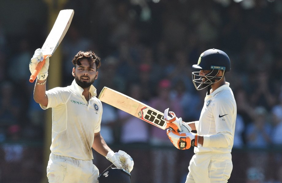 4th Test: India declares first innings for 622/7 against Australia on Day 2