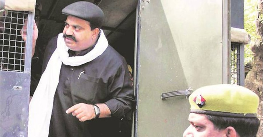 Authorities pens to govt for shifting Atiq Ahmed from Bareilly jail