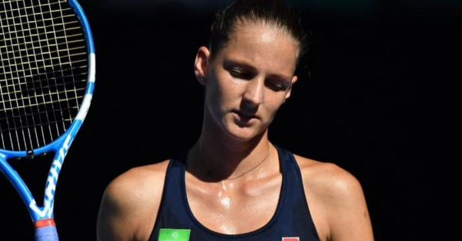 Tennis-Pliskova sets up Brisbane semi-final showdown with Vekic