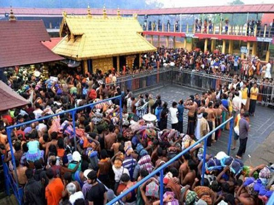 TDB pulls up head priest of Sabarimala temple over 'illegal purification rituals'