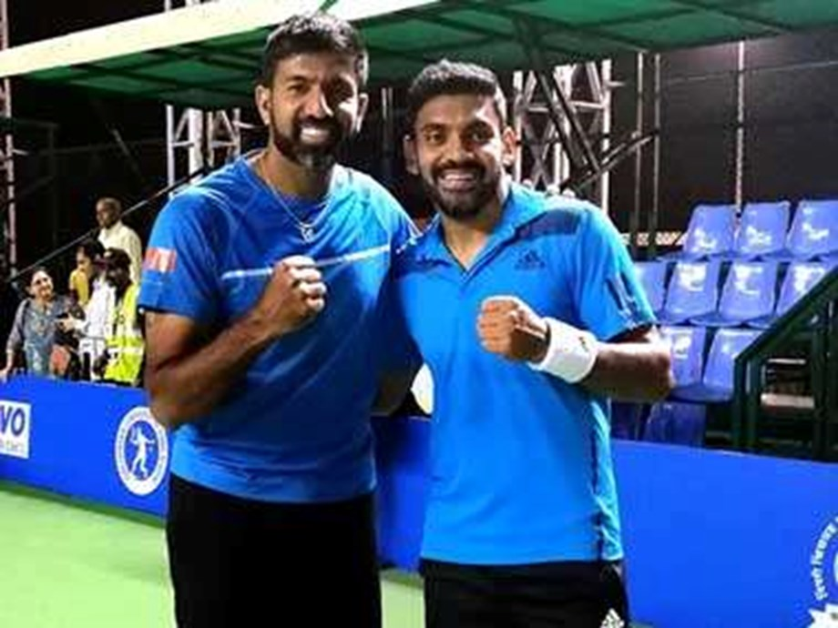 Bopanna serves big in Tata Open title win with Sharan