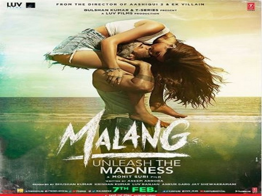 Aditya Disha Become Two Wild Souls In New Poster Of Malang Entertainment