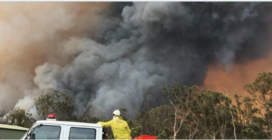 Australia gets relief, respite as bushfires spare remote villages