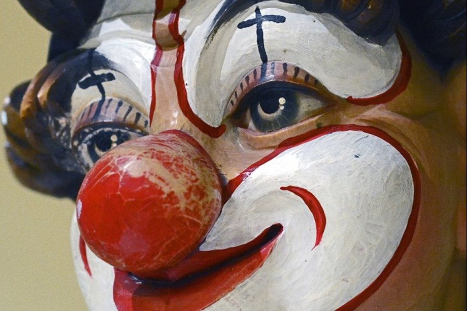 Rx: A red nose, a coloured wig, and a medical clown