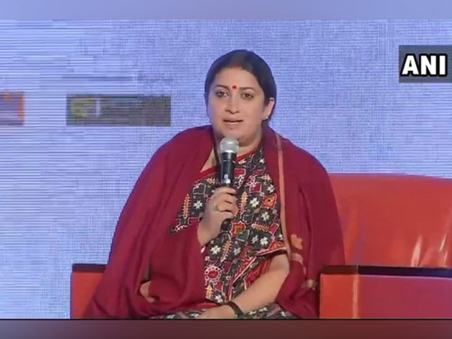 Malnutrition not just issue of poor, prevalent not just in rural India: Smriti Irani