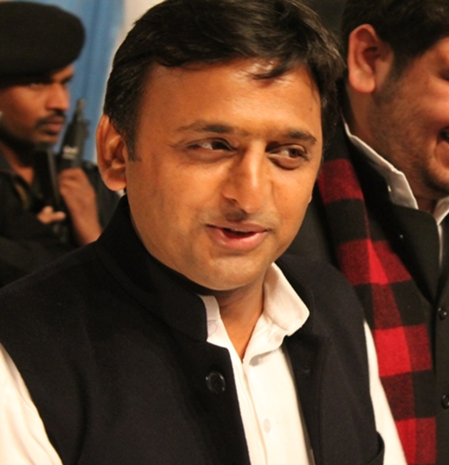 Akhilesh Yadav slams BJP leaders for 'lying' during Navaratri