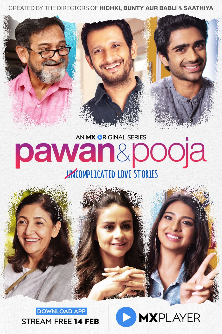 Pawan And Pooja (2020) Hindi WEB-DL - 480P | 720P - x264 - 450MB | 1GB - Download & Watch Online  Movie Poster - mlsbd