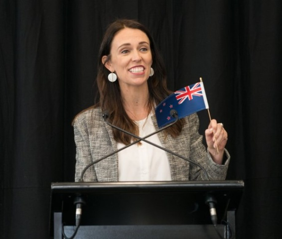 PM Jacinda Ardern returns to home region with visit to Waikato Museum