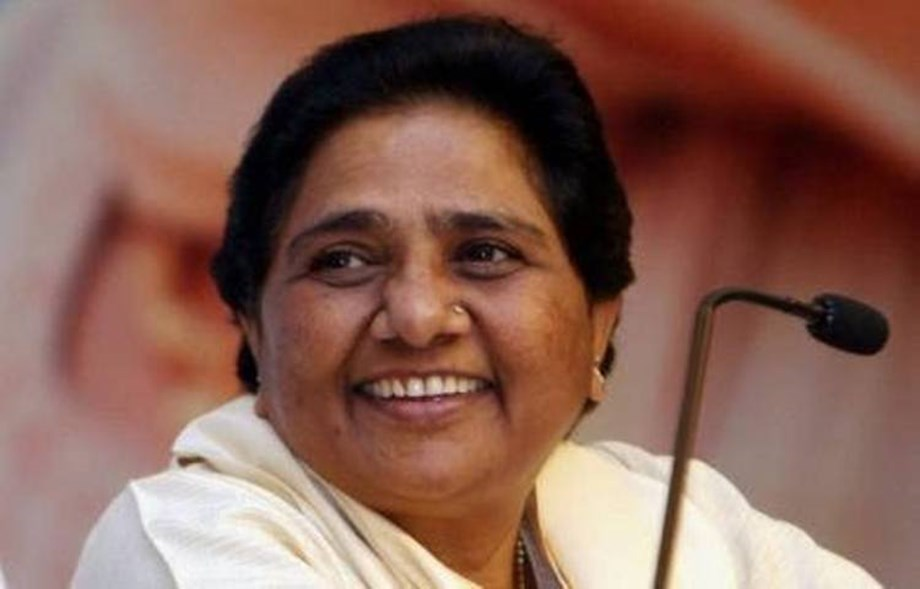 For BJP, publicity is more important and not public interest: Mayawati