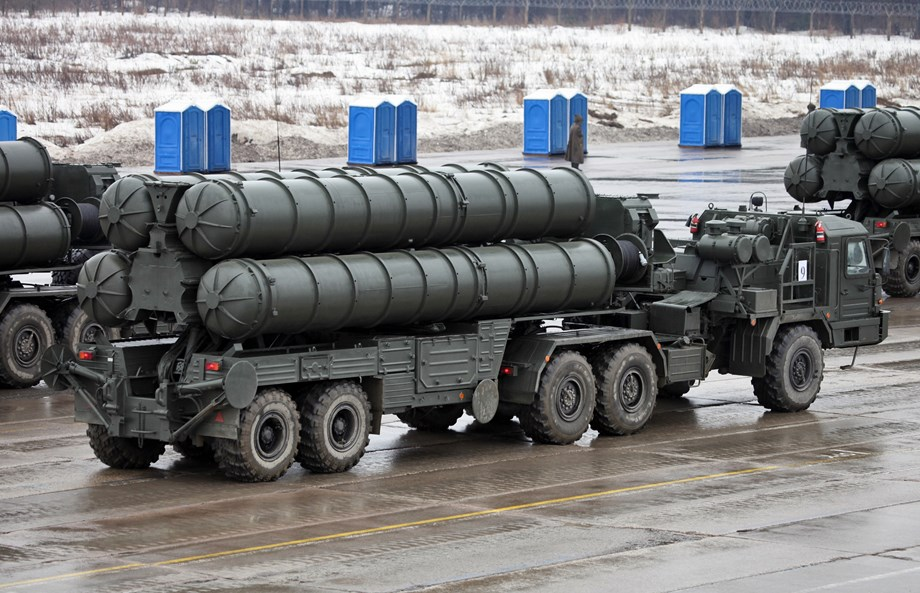 Turkey continues receiving Russian S-400 air defence parts