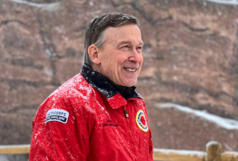 USA-ELECTION/HICKENLOOPER-Democratic former Colorado Governor Hickenlooper drops 2020 White House bid