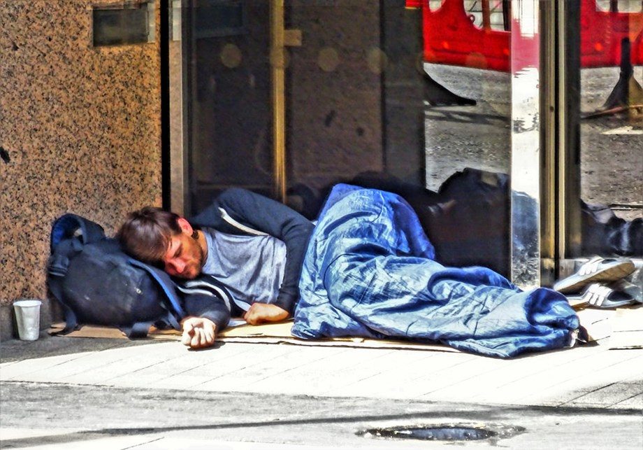 Brexit turns out as big concern for homeless Europeans stau=ying in Britain
