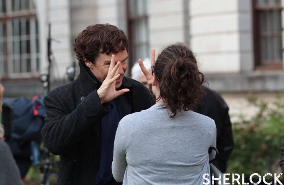 Sherlock Season 5 delay's reason revealed, Benedict Cumberbatch filming TV movie