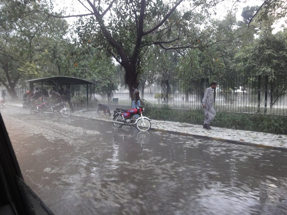 Light rains, winds bring some respite from sweltering heatwave conditions