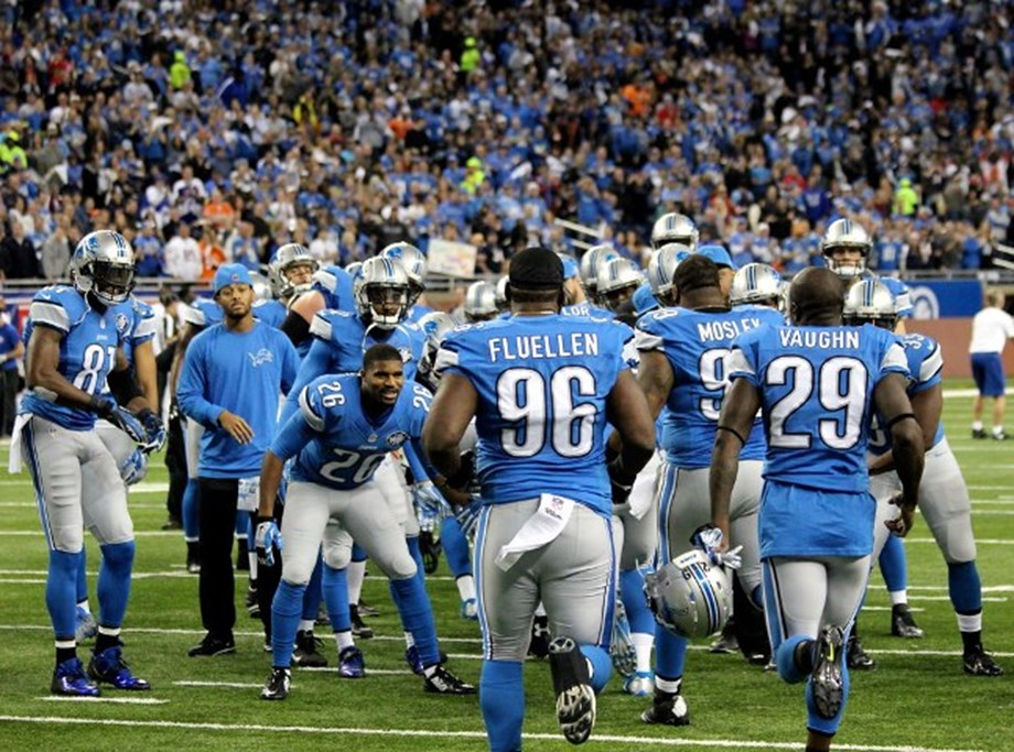 Lions set for critical division clash at Green Bay
