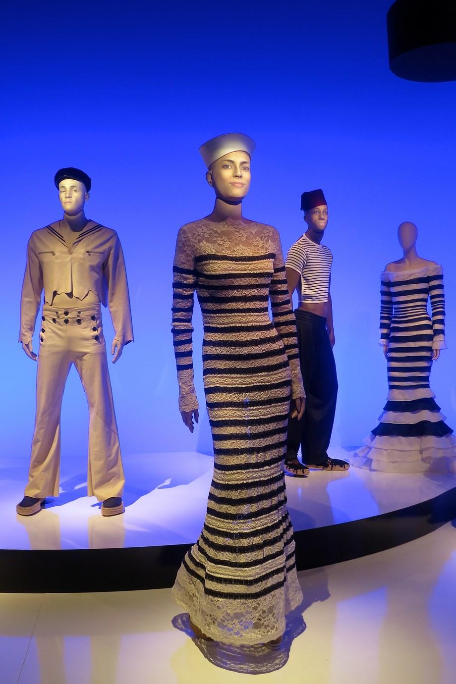 UPDATE 1-Stars flaunt Gaultier creations for designer's finale in Paris