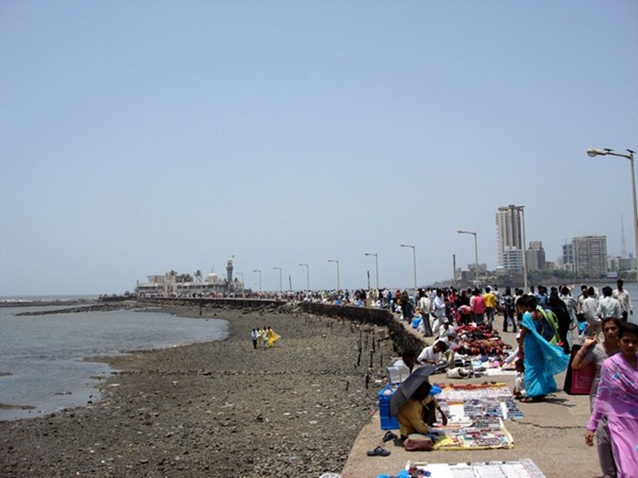 High tide expected in Mumbai at 1.20 pm