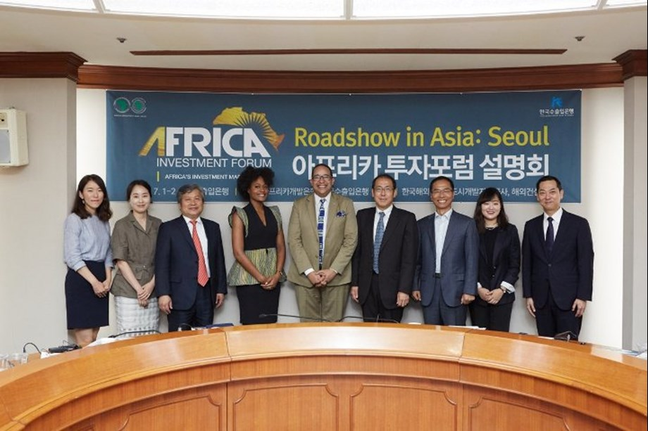 Delegation of 20 investors from South Korea attends Africa Investment Forum