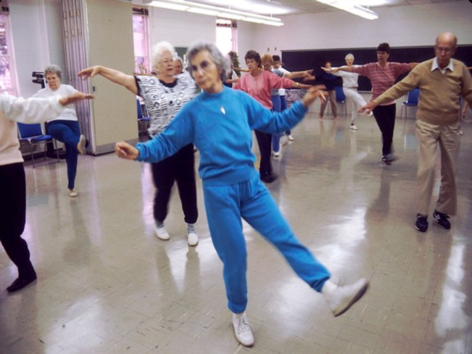 Exercise improves anxiety, mood in elderly cancer patients undergoing chemotherapy
