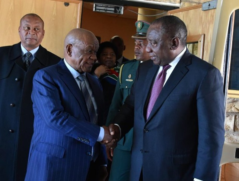 Lesotho PM confirms resignation after alleged link to wife's murder