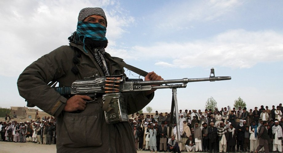 Taliban fighters ambush Afghan security forces' convoy in Farah province, 22 killed