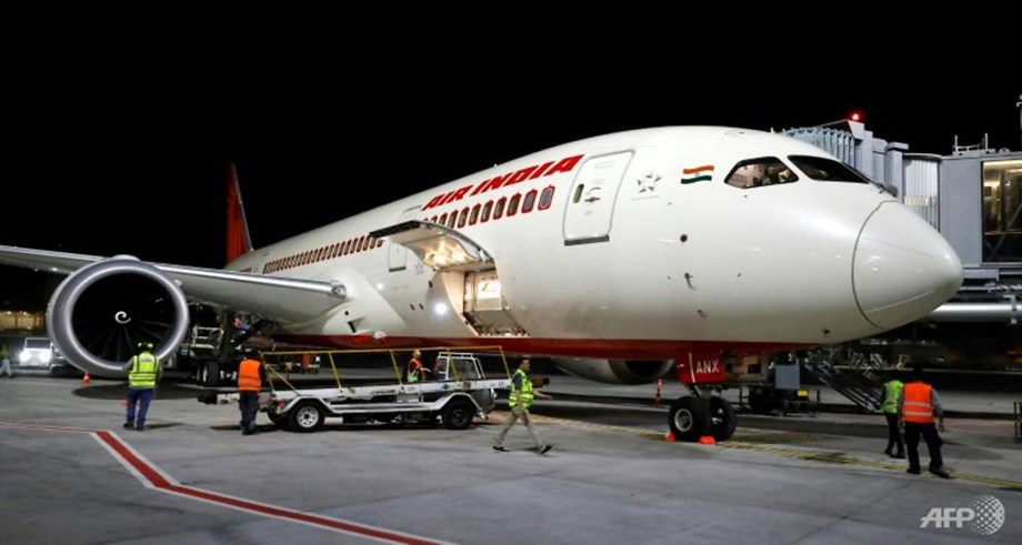 Air passenger opens exit door triggering panic among flyers