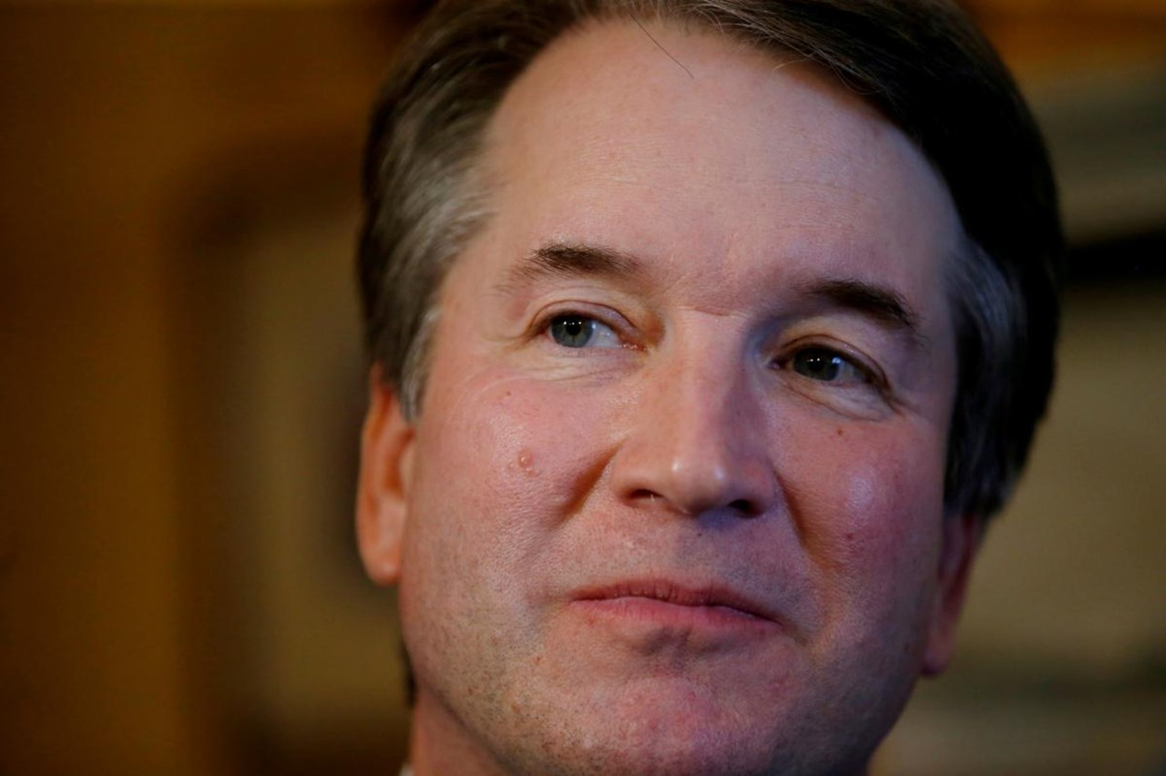 UPDATE 8-Trump's Supreme Court nominee Kavanaugh rejects 'false accusations'