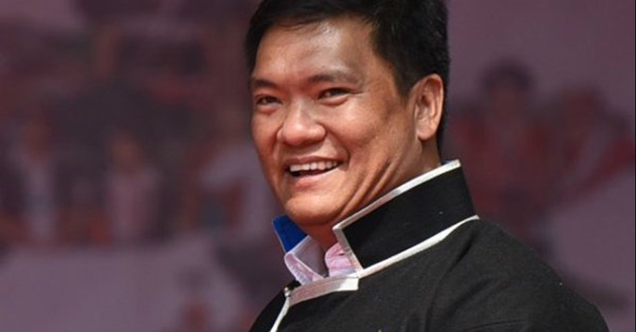 Pema Khandu concerned over 'man-made' fire accidents in Arunachal