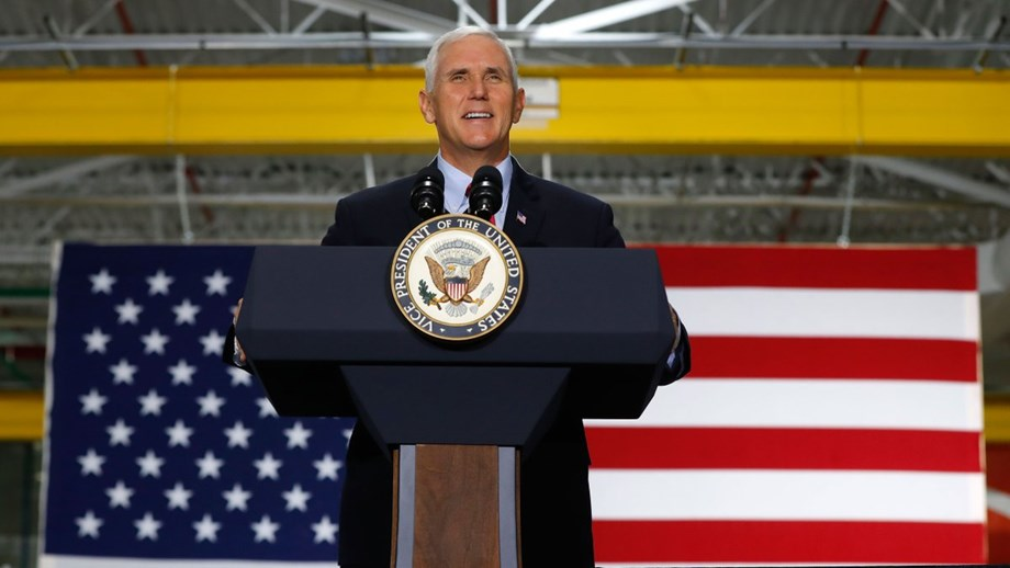 US Vice Prez Mike Pence to meet PM Modi in Singapore on Wednesday