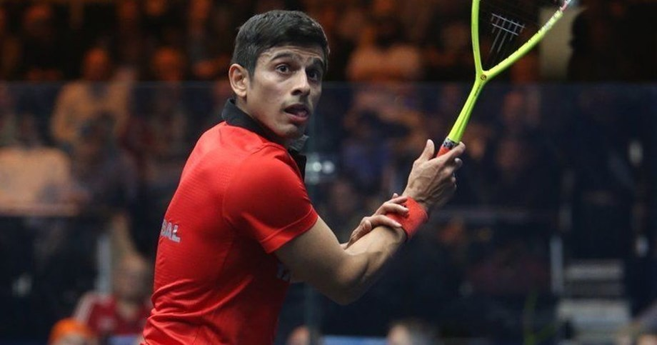 Saurav Ghosal to challenge Zahed Salem in final of squash meet