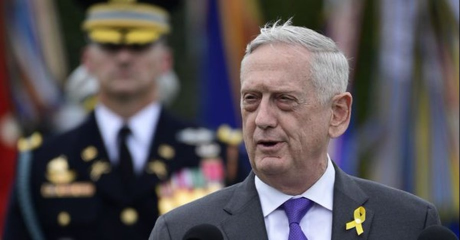 Mattis attempting to forge military ties with China amid tense relations