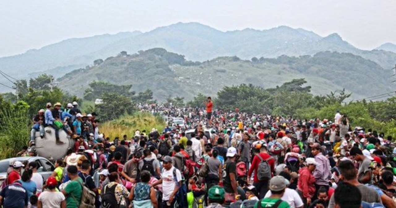 Mission migration: About 4,000 people have died or missing on way to US