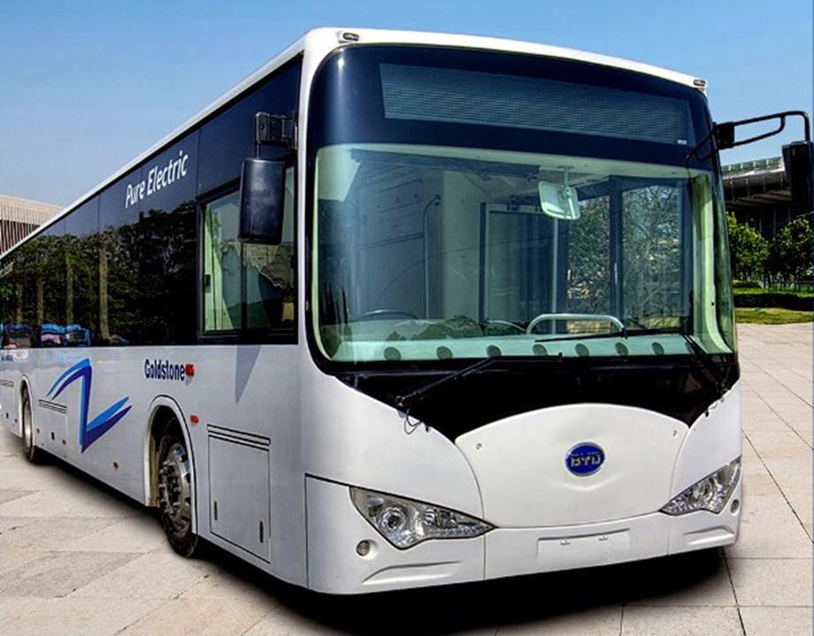 Olectra-BYD says its eBuses have reduced CO2 emissions by 419 tonnes