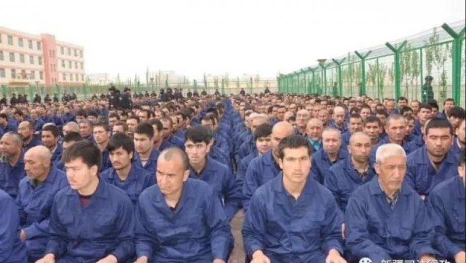 Scholar calls for sanction on China over mass detention of ethnic Uighurs