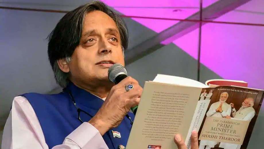 There is incredible disillusionment against Modi: Tharoor