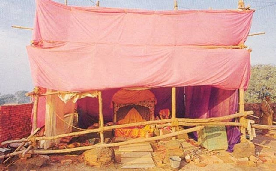 SC likely to name panel to hear arguments on disputed site in Ayodhya