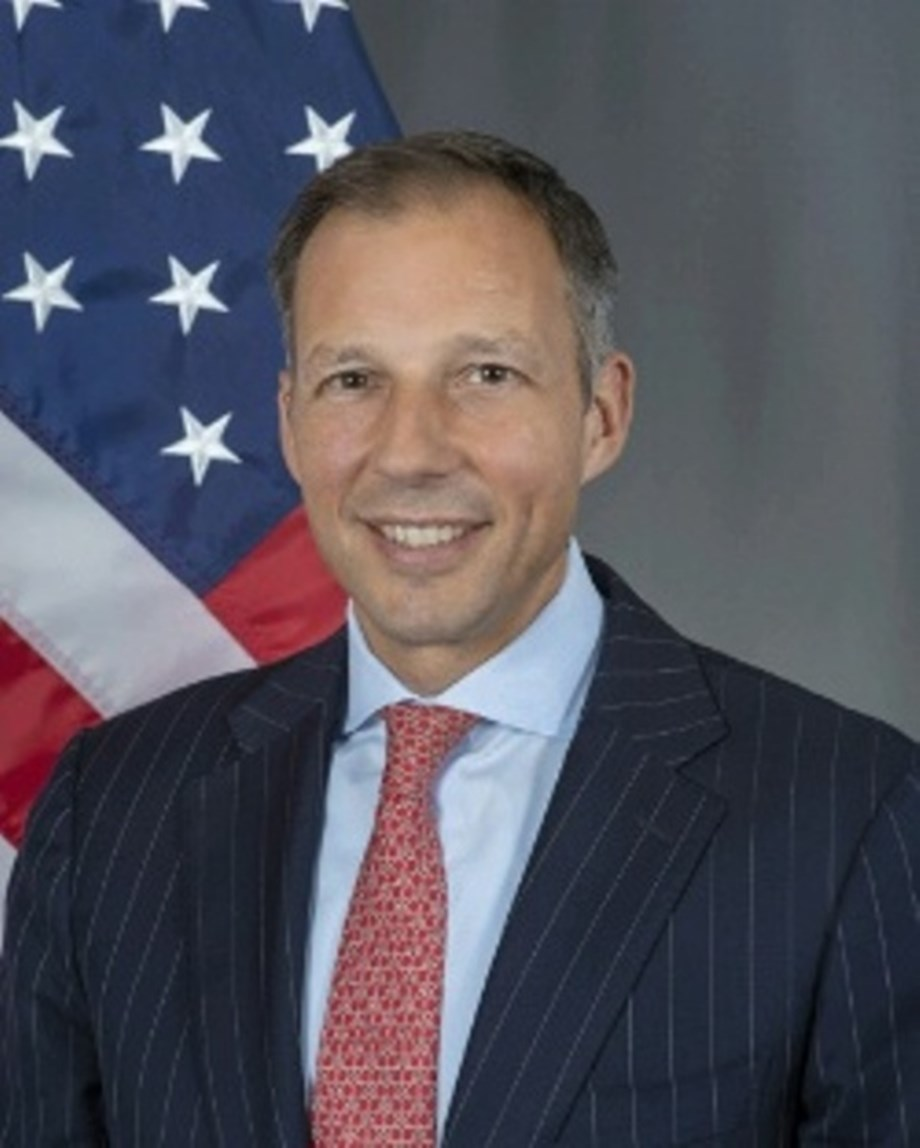 Asst. Secretary Fannon reaffirms partnerships in African energy security