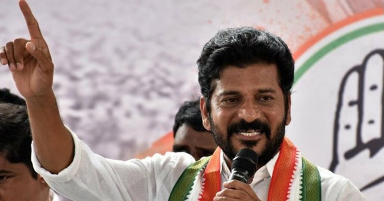 Police detains Telangana Congress leader Revanth Reddy ahead of KCR rally