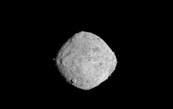 NASA's OSIRIS-REx spacecraft arrives at asteroid Bennu, its destination