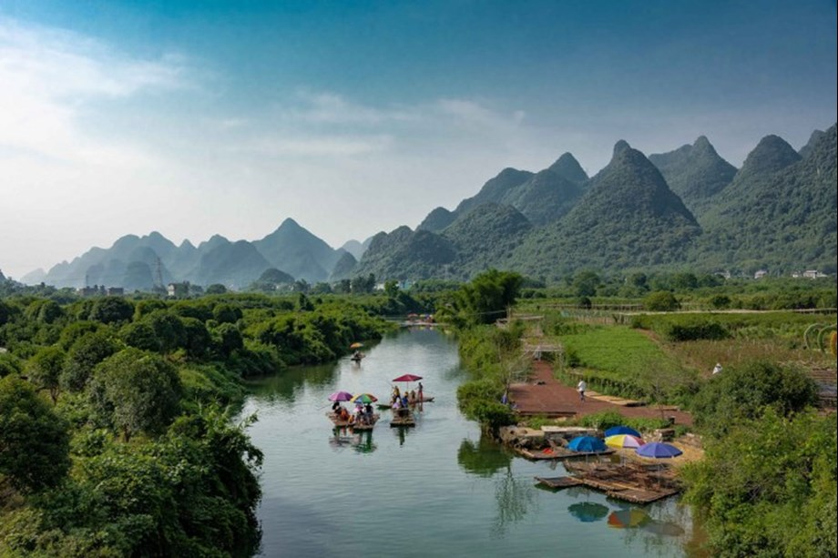Yunnan focusing on Indian tourist flow, showcasing natural wonders, salubrious climate