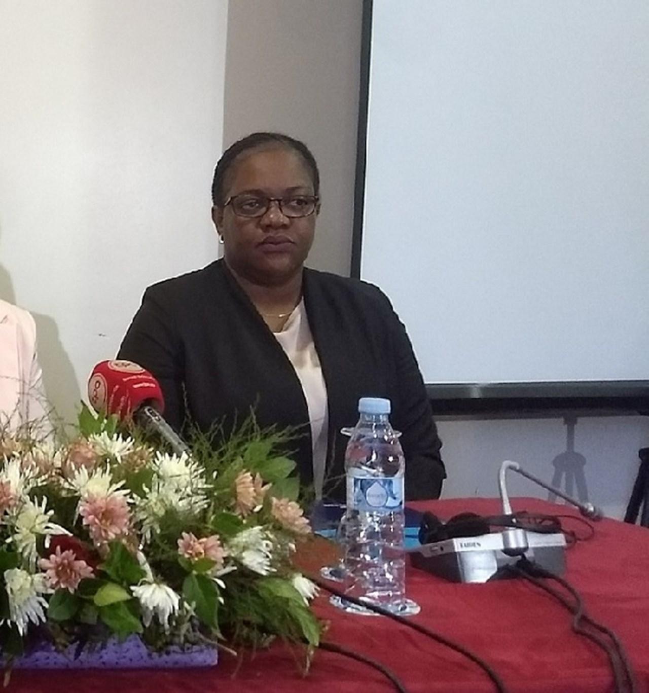 Angola's environment minister Paula CF Coelho visits Yona National Park