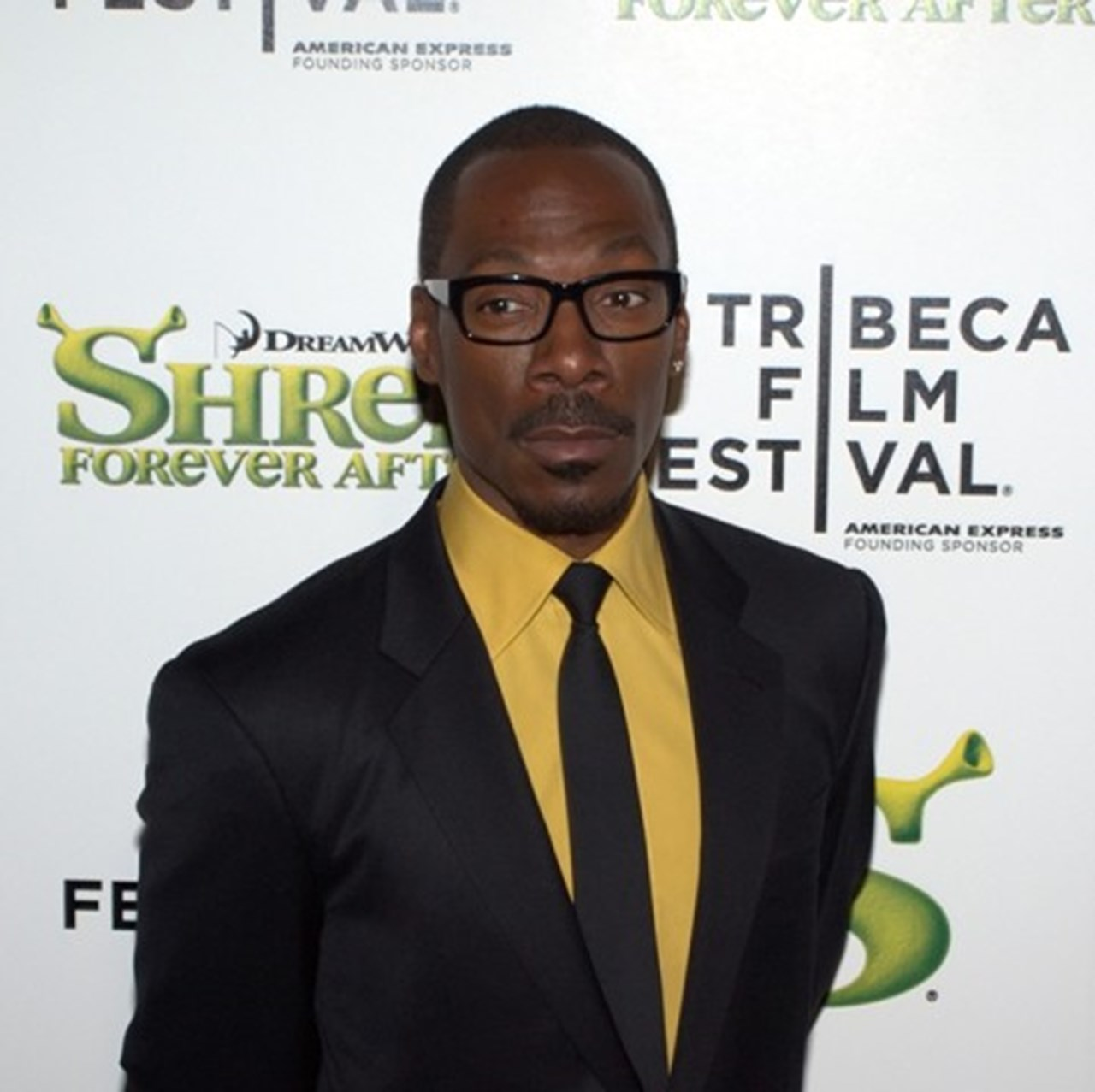 Actor Eddie Murphy becomes father for 10th time