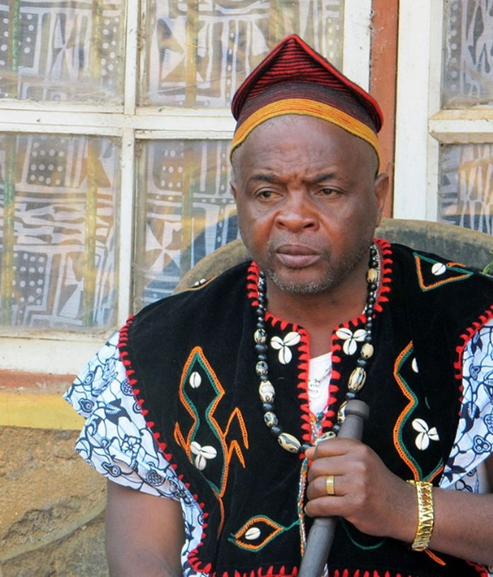 Cameroon news: Fon of Nso Sehm Mbinglo released after detainment
